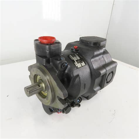 parker pavcr  psi ccrev variable volume piston pump