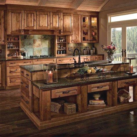 Western Kitchen  Dream Home  Pinterest  Beautiful, Will