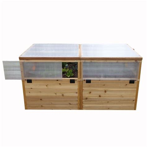 outdoor ls home depot outdoor living today 6 ft x 3 ft raised garden bed with