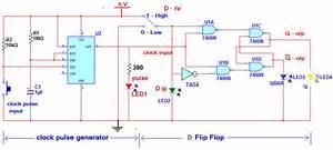 Diy  U2013 D Flip Flop Circuit