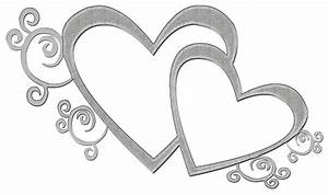 Double Heart Logo Png - ClipArt Best