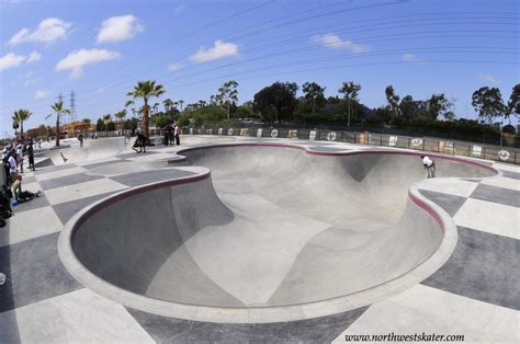 Huntington Beach (Vans), California Skatepark