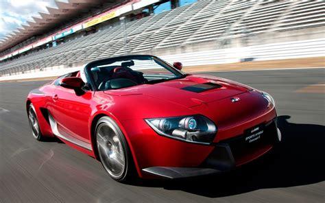 Wallpaper Toyota Supra, Toyota, Cabrio, Speed, Sports Car