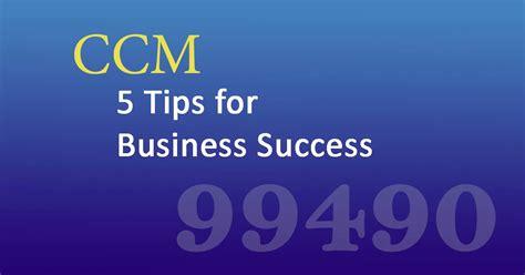 chronic care management  tips  billing success