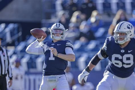 BYU football reserve players getting a lot of chances to ...