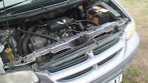 Chrysler Voyager 2 5 Td Engine Cold Sound  -2