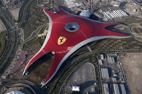 Ferrari World Abu Dhabi Yas Island Yas Island