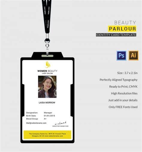 beauty parlour templates designs word psd ai