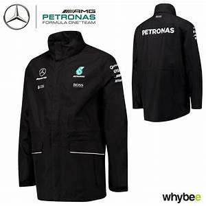 Hugo boss mercedes jacket
