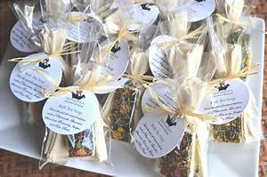 Tea Party Favors it That What You Want Now Home Party Ideas