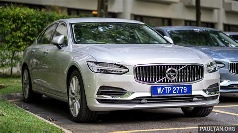 Volvo S90 T8 by Gallery Volvo S90 T8 Engine Inscription Ckd