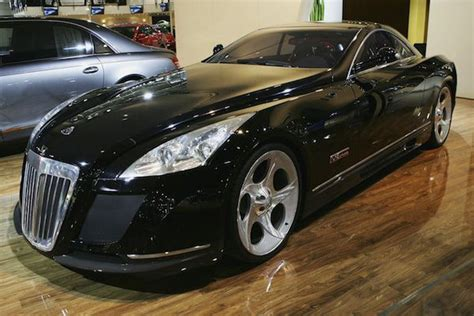 Maybach Atlanta by Maybach Exelero Owned By Z Msrp 8 000 000 171 Cbs