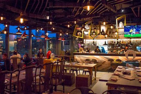 the bureau restaurant the east bureau singapore fusion restaurant review