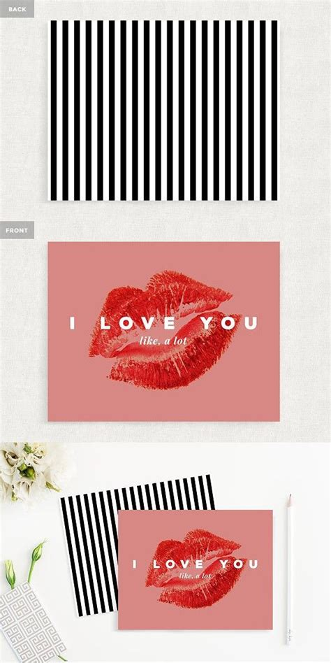 printable  love  card template  images card