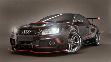 Best Audi Cars Modifications Wallpaper Hd Wallpaper