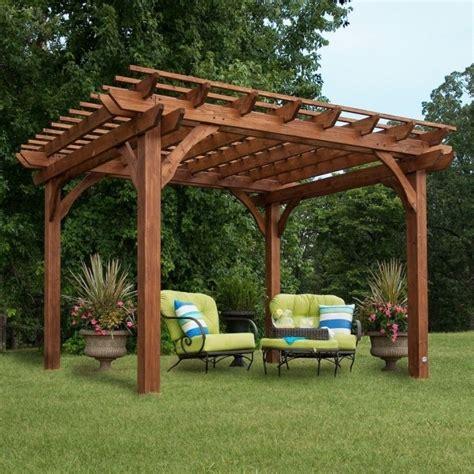Driftwood Pergola Ecosia