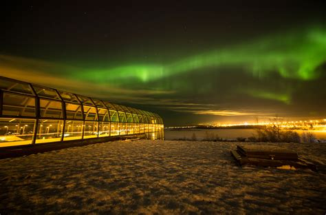 experience the northern lights borealis in