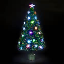 6 Ft White Fiber Optic Christmas Tree by Fibre Optic Christmas Tree Find It For Less