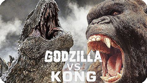 Godzilla Vs. Kong Movie Preview (2020) What Is The