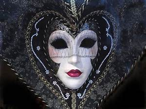 Venetian Masks HD Wallpaper | Celebrations Wallpapers