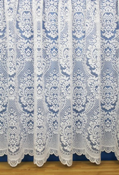 white lace curtains net curtains made to measure lace