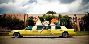 Chicken Limo – the ultimate luxury ride run afowl | Inside ...