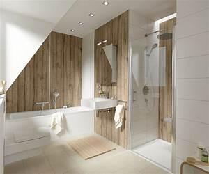 Wasserfeste Wandverkleidung Bad : hsk renodeco designplatten als moderne wandverkleidung ~ Lizthompson.info Haus und Dekorationen