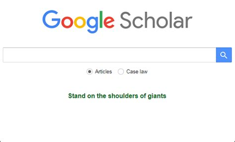 how google scholar judges research social science space