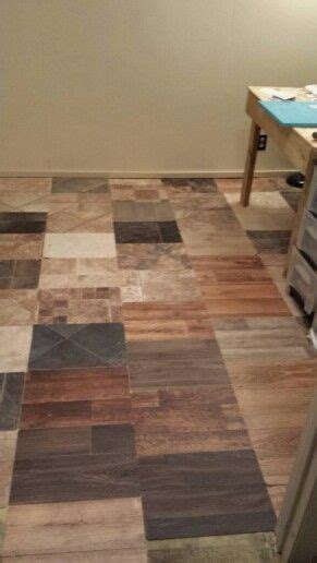 floor  mix  match tile samples   great