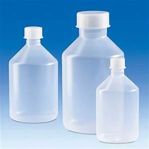 Reagent Bottle, Pp, NS 45/40 Stopper, 500ml, Pack Of 10 ...