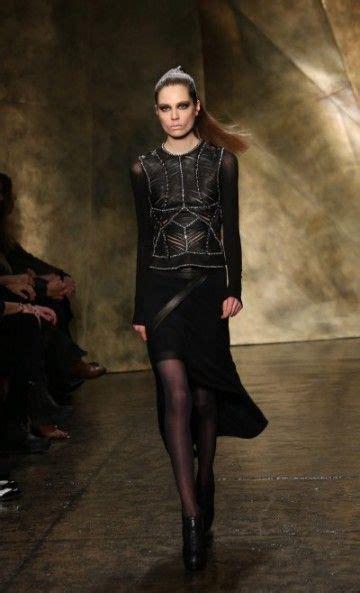 Mercedes-Benz Fashion Week : Fall 2013 DKNY | Fashion ...