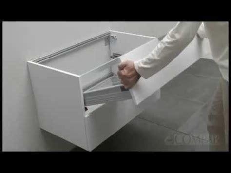 cassetti fai da te compab mobili arredo bagno inserimento e regolazione