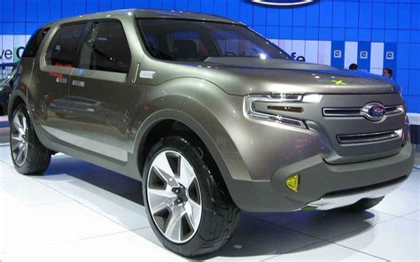 Ford Explorer Redesign by Pin By Carscomingout On Worth Waiting Cars In The