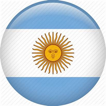 Argentina Flag Icon Country Nation Icons Editor