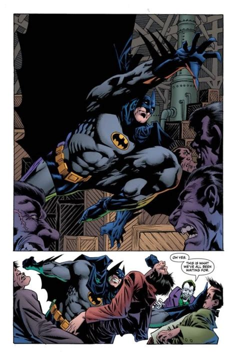 preview of batman of fear 1