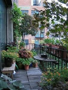 schoner garten und toller balkon gestalten ideen und With balkon bepflanzen ideen