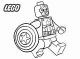 Lego Coloring Pages Captain America Marvel Superhero Outline Super Printable Drawing Heroes Superheroes Drawings Bestcoloringpagesforkids Adults Clipartmag Print Popular Whitesbelfast sketch template