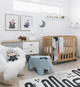 Deco Scandinave Chambre Bebe : 1001 id es pour une chambre scandinave styl e ~ Melissatoandfro.com Idées de Décoration