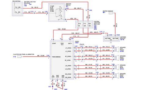 2010 Crown Victorium Wiring Diagram need wiring diagram for 2006 crown