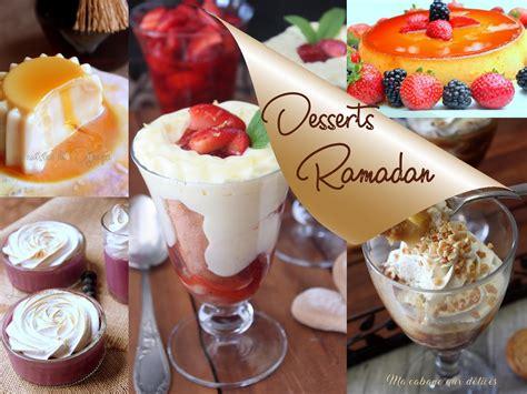 cuisine de a a z verrine desserts de ramadan 2017 blogs de cuisine