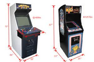 pin arcade cabinet dimensions album on