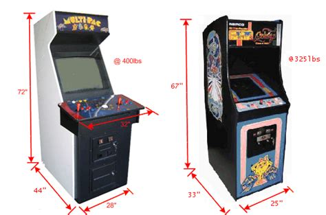 4 player arcade cabinet dimensions arcade pinball machine dimensions castle classic