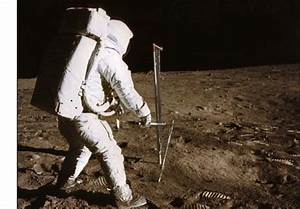 Neil Armstrong said his famous 'small step' line was misquoted