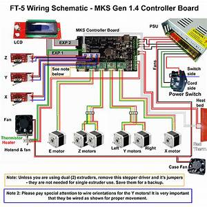 Ft-5 Wiring Schematic - Electrical    Controllers