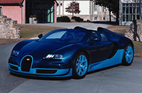 Bugatti Veyron Blue Look-wallpaper For Desktop