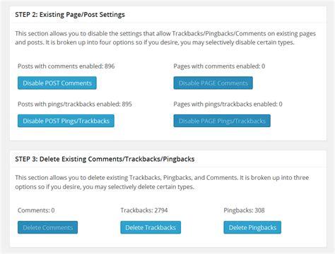 Trackback-spam Auf Wordpress