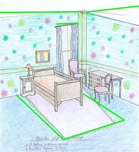 dessin d une chambre dessin d une chambre en perspective 1 mon premier