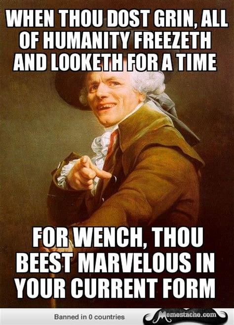 Joseph Ducreux Meme - joseph ducreux just the way you are memes pinterest