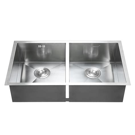 undermount stainless sinks kitchen sinks 30 quot x18 quot stainless steel kitchen sink 8737