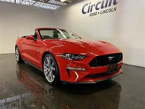 Certified 2019 Ford Mustang GT Premium Convertible RWD For Sale - CarGurus